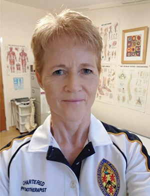 Jo Inman - Whitstable Physiotherapy Clinic